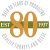Over 75 years of producing quality turkeys and geese